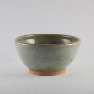 Cuenco de cerámica celadón